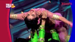 Mouni Roy And Sriti Jha Perform At An Award Show   #TellyTopUp