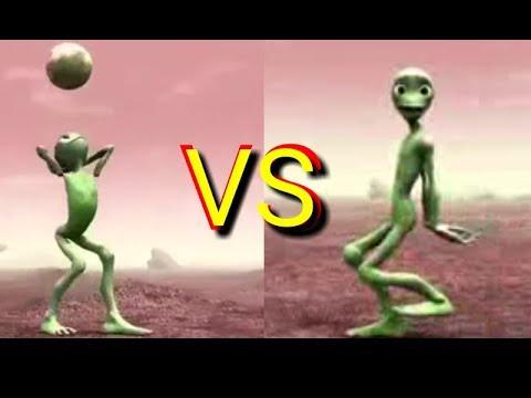 Dame Tu Cosita Version (Futbol) VS Dame Tu Cosita