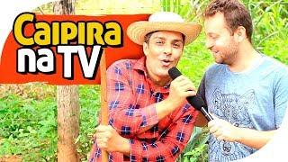 CAIPIRA NA TV - PARAFUSO SOLTO - PIADA DE CAIPIRA