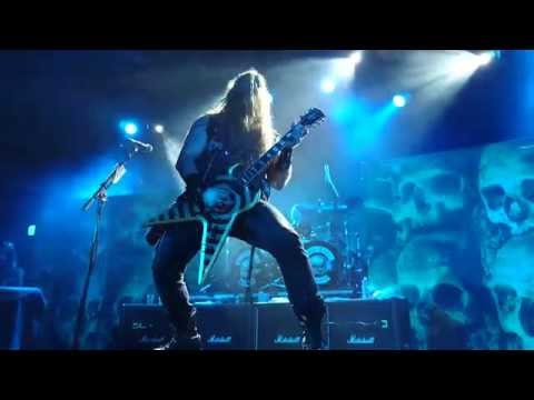 Black Label Society  Angel of Mercy Solo Live at The Roundhouse 2015 Sydney, Australia
