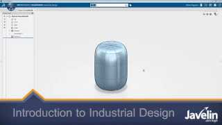 SolidWorks Industrial Design: Intro to Industrial Design (1 of 4)
