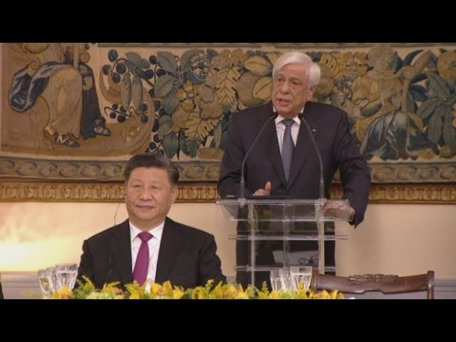 <span class='as_h2'><a href='https://webtv.eklogika.gr/episimo-deipno-toy-ptd-ston-kinezo-proedro' target='_blank' title='Επίσημο δείπνο του ΠτΔ στον Κινέζο Πρόεδρο'>Επίσημο δείπνο του ΠτΔ στον Κινέζο Πρόεδρο</a></span>