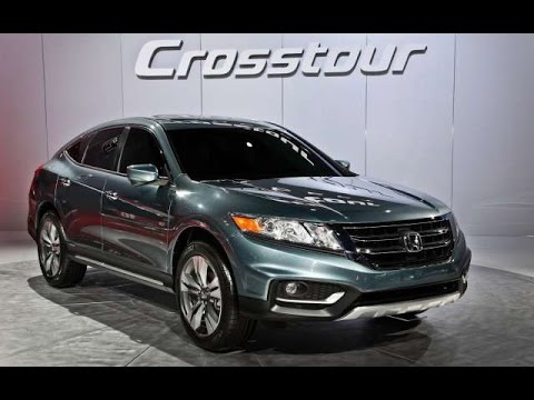 2017 Honda Crosstour Redesign