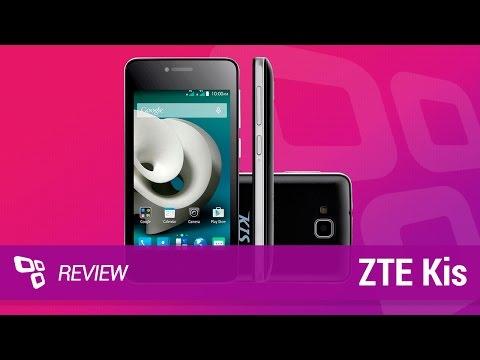 ZTE KIS C341 [Review] - TecMundo