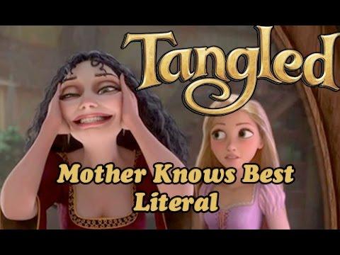 [PARODY] Mother Knows Best Literal