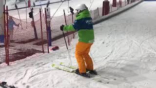 Skiing IASI Basic Skills | Progression | Ski Definition