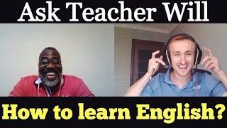 HOW to learn ENGLISH? КАК учить АНГЛИЙСКИЙ? Интервью с учителем из США