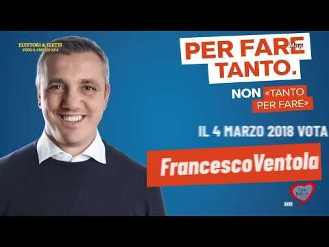Elettori & Eletti, verso il 4 marzo 2018: Francesco Ventola, parte 5