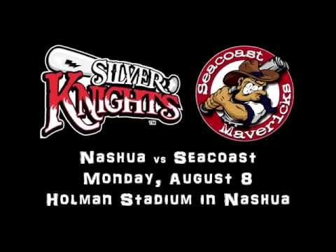 FCBL Baseball - Nashua vs Seacoast  8/8/16