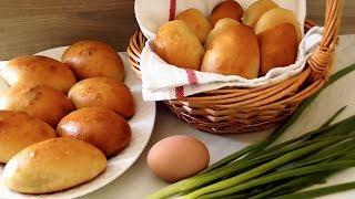 Пирожки на Пшеничной закваске *Как ПУХ* !***The patties on whole Wheat sourdough *How the FLUFF* !