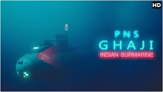 क्यूँ खतम हुई भारत कि सबसे ताकदवान सरमरीन ..?   Ghazi Surmarine Destruction