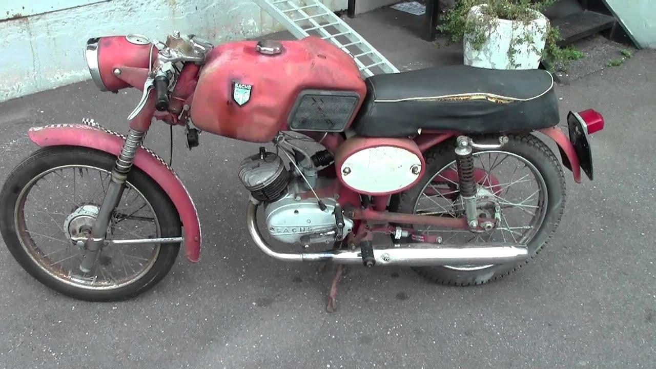 Cafe Racer Moped Cobra