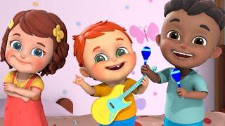 Music Song | Raining | Rain Rain Go Away | Jugnu Kids Nursery Rhymes and Baby songs for Kindergarten