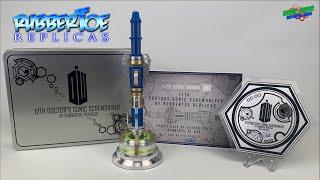 Rubbertoe Replicas - Twelfth Doctors Sonic Screwdriver