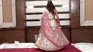 Leja leja re Sangeet Dance  Dhvani Bhanushali Leja re choreography  Engagement  Wedding  Bride dance