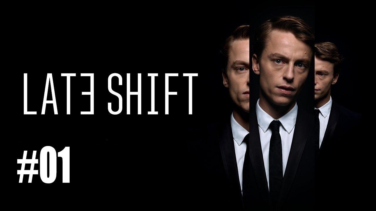 Late Shift #01 - Esse jogo é um FILME [Gameplay comentado legendado em PT-BR]
