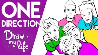ONE DIRECTION - Draw My Life  en Español