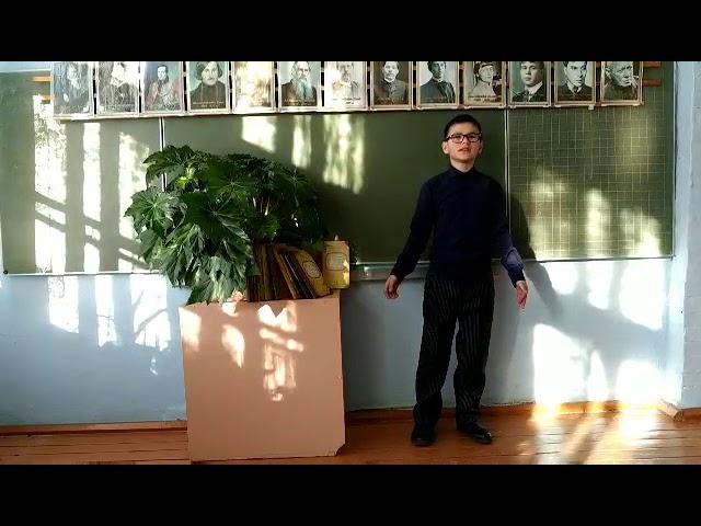 Изображение предпросмотра прочтения – АнтонТрофимов читает произведение «Вишня» М.В.Исаковского