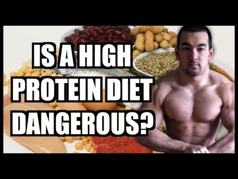 Protein Myths: Is Too Much Protein Bad?