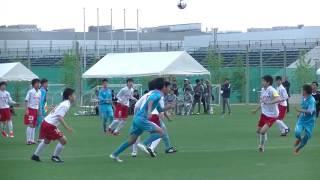 【試合結果】 サガン鳥栖U-15 0-2 名古屋グランパスU-15 【得点者】 13...