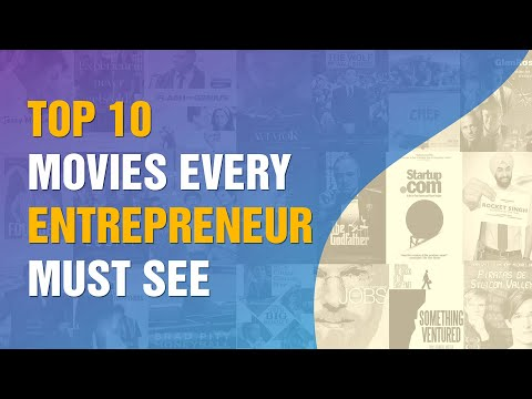 Top 10 movies every Entrepreneur must see