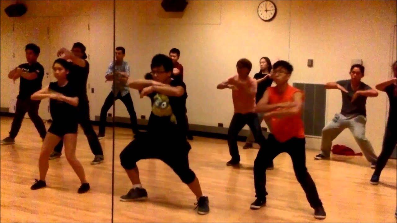 UofT Skule Dance Club - Turn Up (Hip Hop) - YouTube