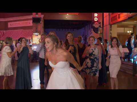 Nicole & Mike: Wedding Film at Gasoline Alley Heritage Park in Calgary Alberta