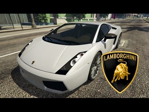 Gta V Pc 2007 Lamborghini Gallardo Superleggera Youtube