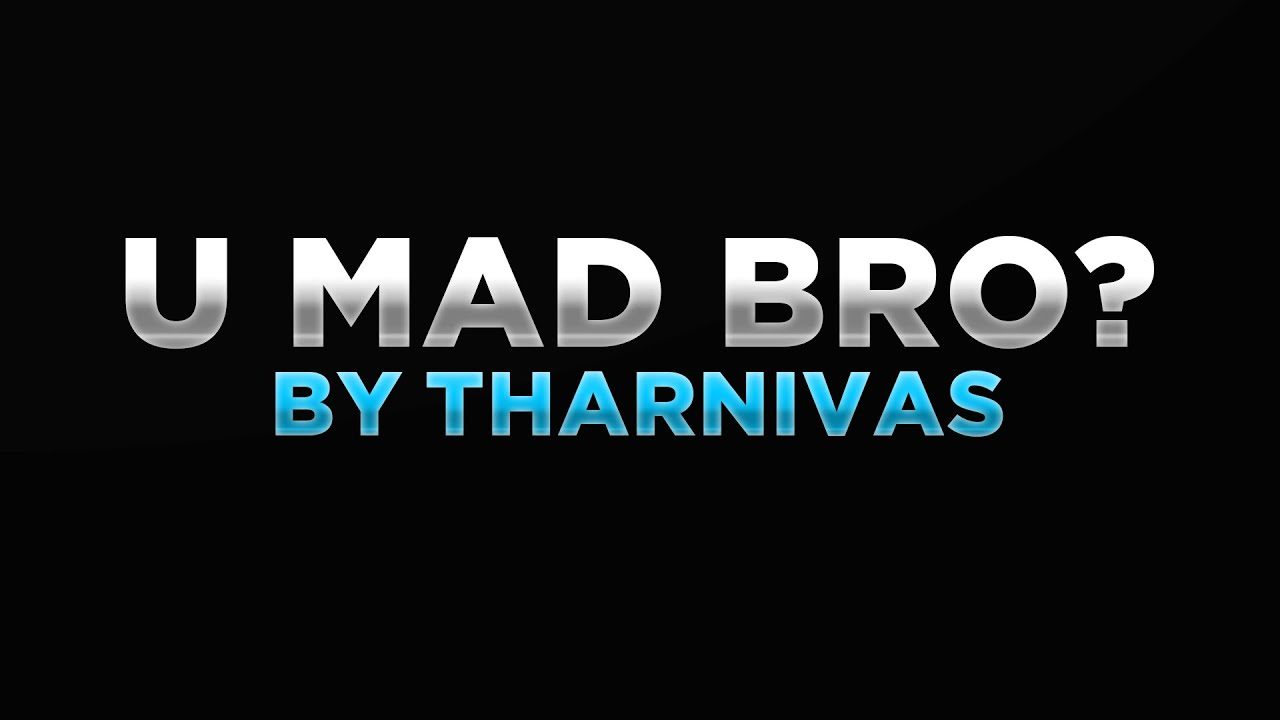 "Download ""U mad bro?"" - Third Survival Games Montage"