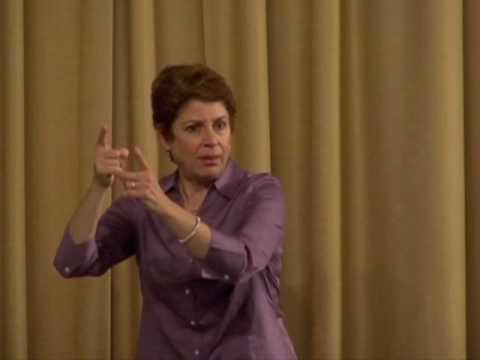 TEDxIslay - Linda Bove: Why We Need Deaf Actors in Deaf Roles