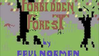 Paul Norman on Forbidden Forest