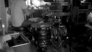 Black Suns - Perfect (Drum Studio Session) Dillan Wheeler