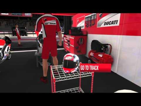 STdenki Now play PS4 MotoGP: QATAR GP