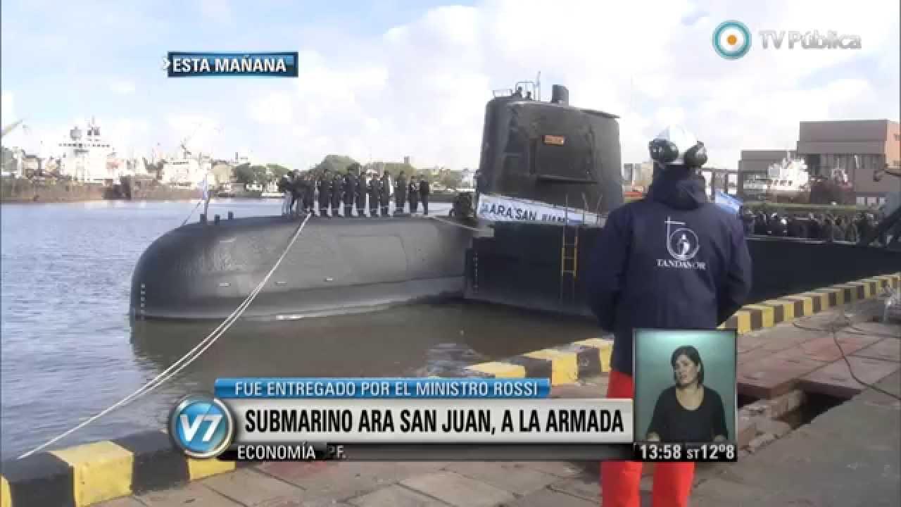 ผลการค้นหารูปภาพสำหรับ ARA San Juan