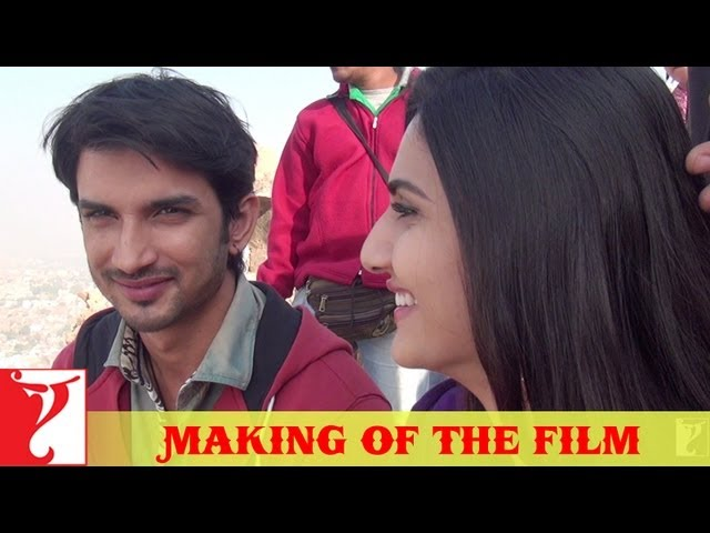 Making of Shuddh Desi Romance - Part 1 Travel Video