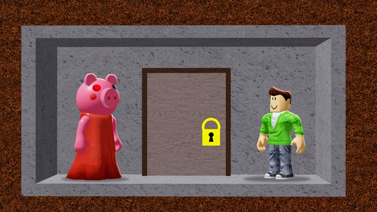ONLY 1 ROOM vs PIGGY (7 Hardest Piggy Custom Maps in Roblox!)