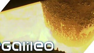 Stärkster Stahlschrottschmelzofen | Galileo | ProSieben