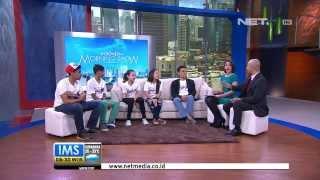 IMS - Talkshow - Pemain Film Sayap Kecil Garuda