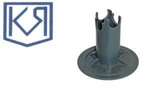 Фиксатор арматуры ФС 50(Фиксатор ФС 50 применяется для формирования защитного слоя бетонных смесей от 50 мм до 55 мм с возможностью..., 2016-02-18T12:15:49.000Z)