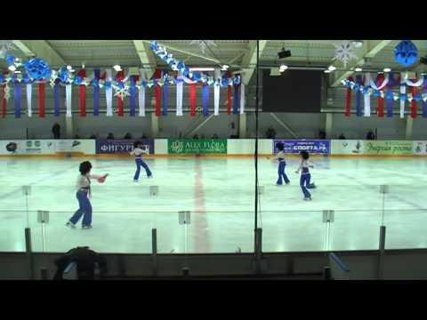 РЗ-2015 Групповой танец квартет Айсберг (Екб)
