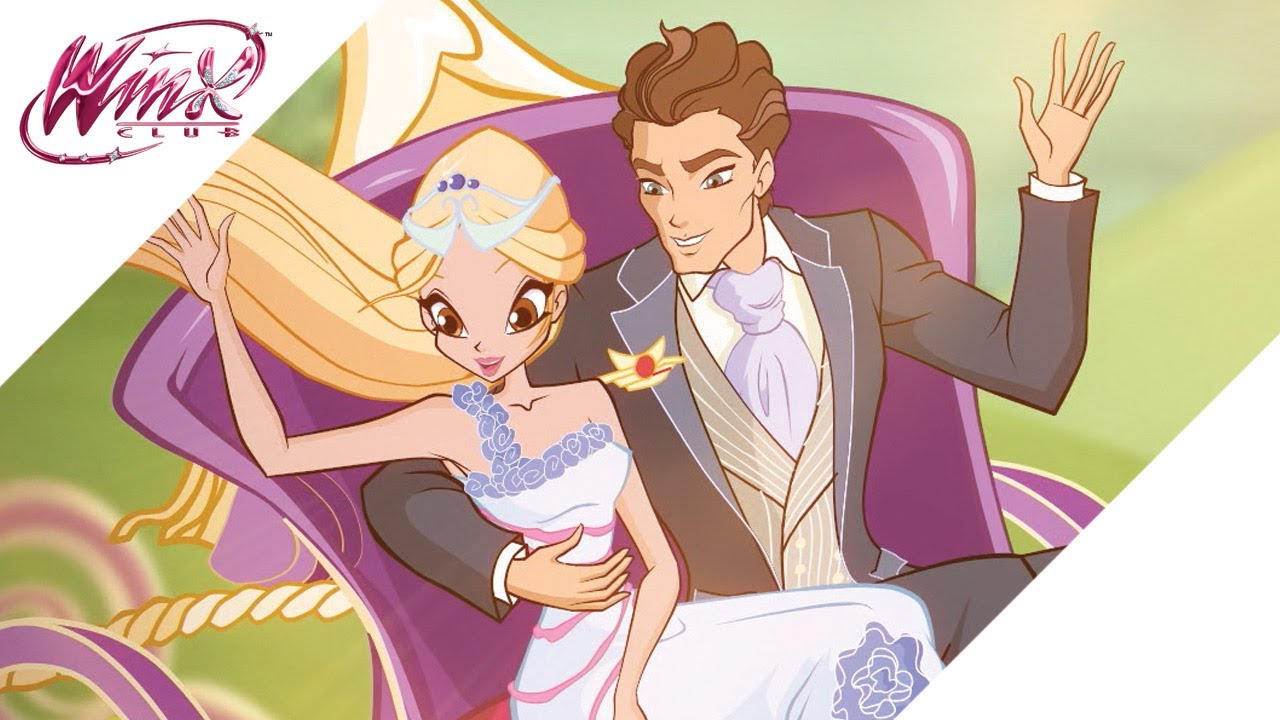 Winx Club - TOP 5 Weddings #1