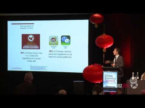 China Business Summit 2013 - Jeremy Webb