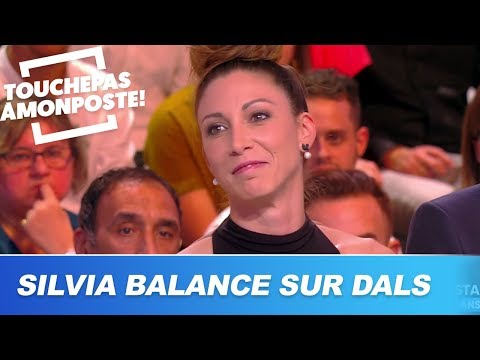 "Silvia Notargiacomo balance sur ""Danse avec les stars"""