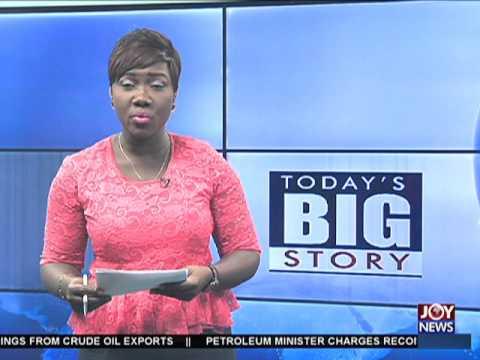 Gunmen Kill Soldier - Today's Big Story on Joy News (5-2-16)
