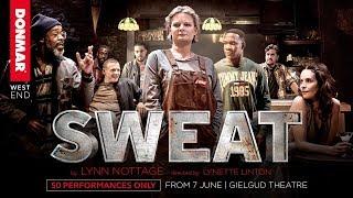SWEAT - Gielgud Theatre