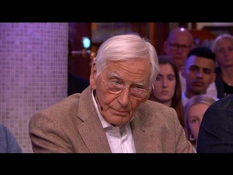 Dick Woudenberg zag Hitler als door God gezonden - RTL LATE NIGHT