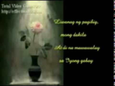 Lyrics to Tagalog, OPM, Christian, Patriotic and English ...