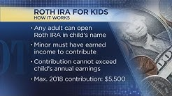 Start a Roth IRA for kids