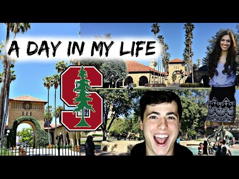 Day in My Life - Stanford University!