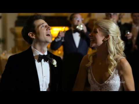 A Metallic New Year's Eve Philly Fête  Martha Stewart Weddings